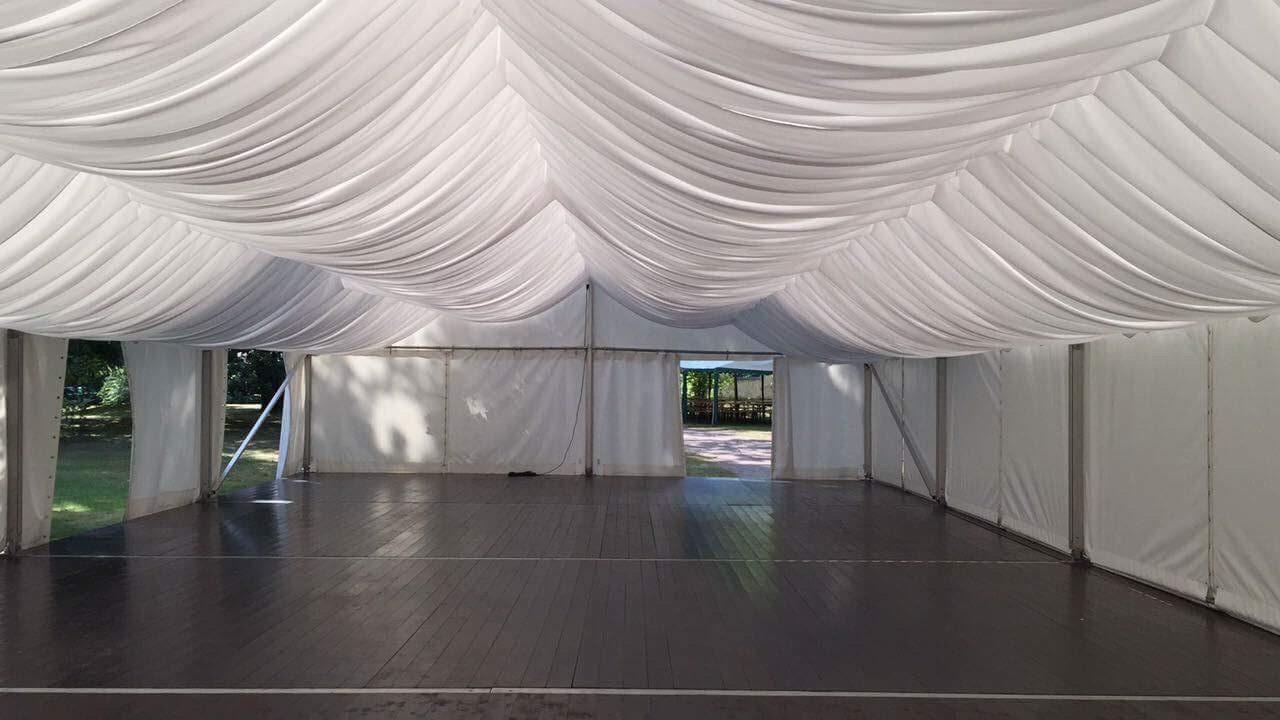 Svatební party stan