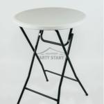 Bistro stůl bez potahu